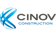 logo CINOV Construction